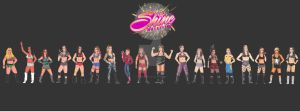 Shine 1 Roster by LittleSpook75