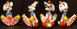 Roger Rabbit Toy by AreteStock