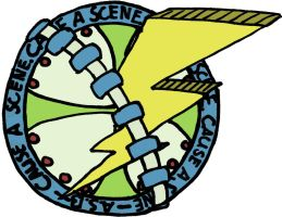 Cause A Scene Logo. by PulseMap