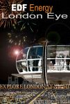 London Eye Poster by ily4ever95