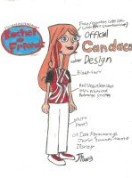 Rachel and Friends: Adult Candace Design by RedJoey1992