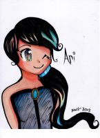 Ari ~ 1st Design by Angelwing8