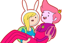 Fionna and Prince Gumball by DarkDJanime
