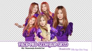 PNG Pack Seohyun by Yang by ThoPumSeanJin