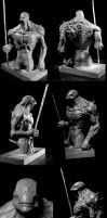 first maquette by DaNiL66
