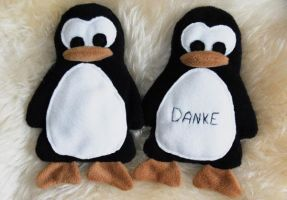 Spelt Penguins by Gajia