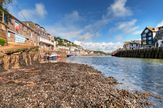 Looe Harbour 113-07-12 by Prince-Photography