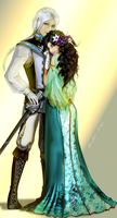 Earl and Fanaa by Shandra-chan