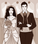 LOK- Wedding Day by Jessiphia