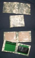Camo Duct Tape Wallets by PracticallyGeeky