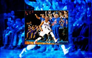 Russell Westbrook Wallpaper by rhurst