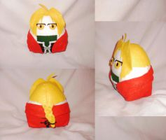 Cosplay Onigiri - Edward Elric by merlinemrys