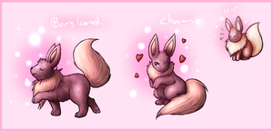 PN: Payment: Berry leaned Charm! by Bulbiekins