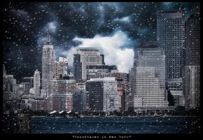 """Snowflakes in New York II"" by PortraitOfaLife"