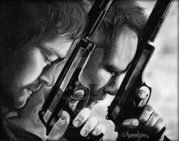 Boondock Saints. by Mannaz11