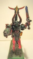 Chaos War Lord by Drknght61