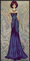 Fashion Design Dress by TwISHH