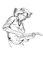 Steve Vai, Master of Music by Koyote042