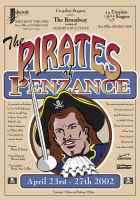 Pirates of Penzance Poster 2 by legley