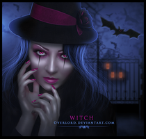Witch by OVERLORD-GFX