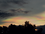 Iridescent Clouds by seek-and-hide