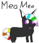 Meo Meo (Art Trade) by BogeyCroatia