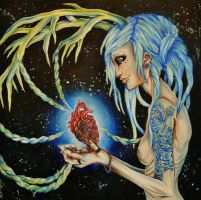 Pandora's Heart by JessicaCanvas