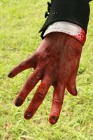 Zombie Hand by Deathrockstock