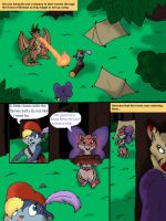 Amanda comic page 01 by Jdracous