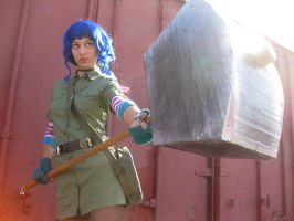 Me as Ramona Flowers 11 by LeilaniJoy