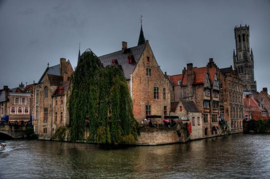 In Brugge II by Me-Myself-And