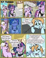 MLP Wolfsbane Episodes: New Toys by WolffNoelle