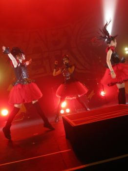BABYMETAL 77 by iancinerate