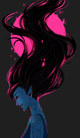 Marceline by Banished-shadow