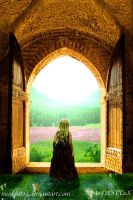 The Door to The Secret Meadow by MuDDiTToX