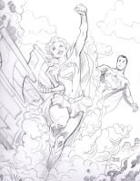 01072014 Supergirl by guinnessyde