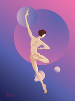 astral ballet by ciufulick