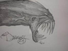 The Darkness- pencil by OxBloodrayne1989xO
