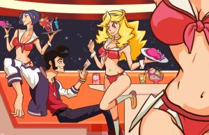Space Dandy by skim3