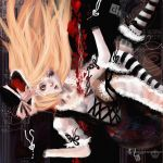 The Death of Alice by Hasu-chan