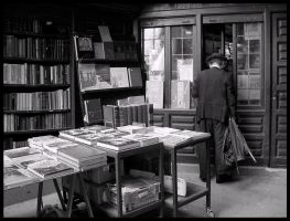 Bookman by PH1001