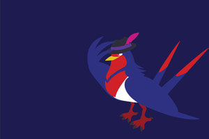 Pimpin Swellow Wallpaper by AmpDragoness