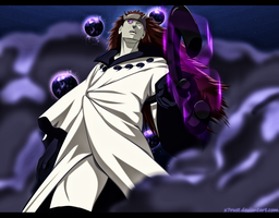 Naruto 664 - Madara Force sage by X7Rust
