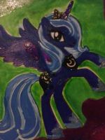 painted luna by starlily77
