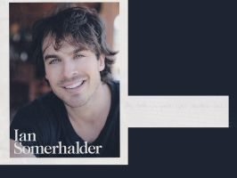 Ian Somerhalder II by Cufla