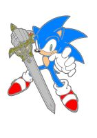 sir sonic the hedgehog by mrsupersonic44292