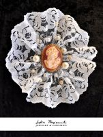 Victorian Brooch by lidia-art
