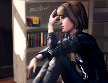 Life Is Strange - Max Caulfield by SSchar