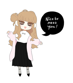 CC: Nice to meet you~ by rxn19