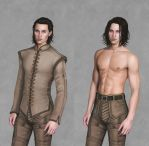 Yvad Trevelyan - Skyhold outfit by slugette